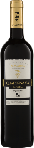 Quaderna Via Especial Navarra DO 2015 Biowein