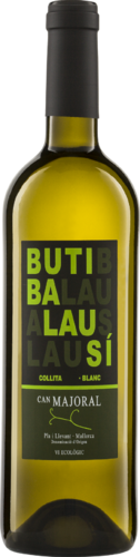 Butibalausi Blanco DO 2015 Can Majoral Biowein